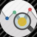 analytics, chart, graph, statistics, stats
