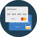 card, credit, mastercard, money, pay, payment, visa icon
