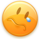 face, sad, smiley icon