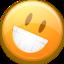 face, happy, lol, smile, smiley icon