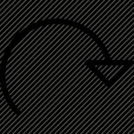arrow, arrows, direction, navigation, orientation, refresh, reload icon