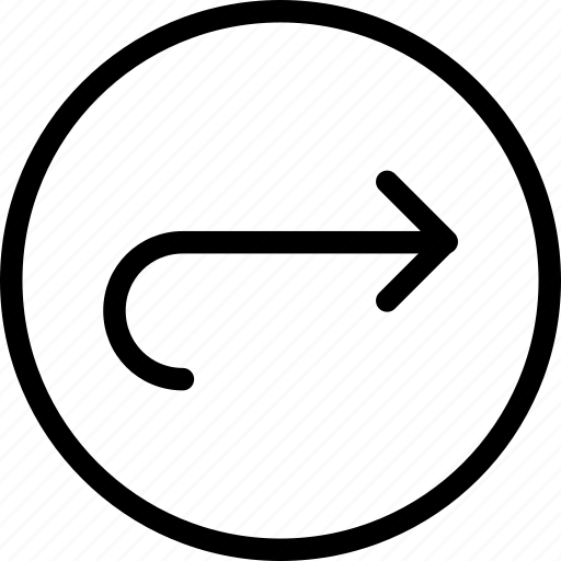 arrow, arrows, direction, forward, navigation, orientation icon