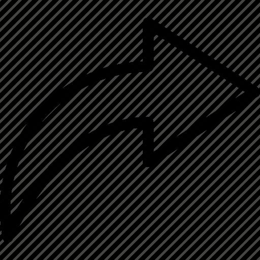 arrow, arrows, direction, navigation, orientation, send icon