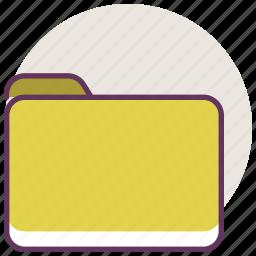breafcase, brief, directory, document, file, folder, folio icon