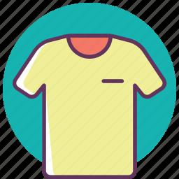 clothes, clothing, fashion, shirt, t-shirt, tshirt, wear icon