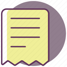 document, edit, file, line, note, paper, text icon