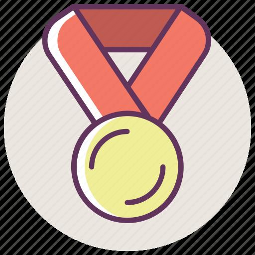 achievement, award, awards, best, laurel, medal, winner icon