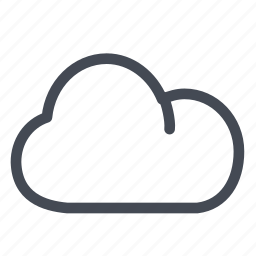 cloud, data, documents, files, storage icon