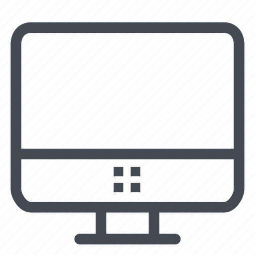 computer, home, office, powerful, station, windows, work icon