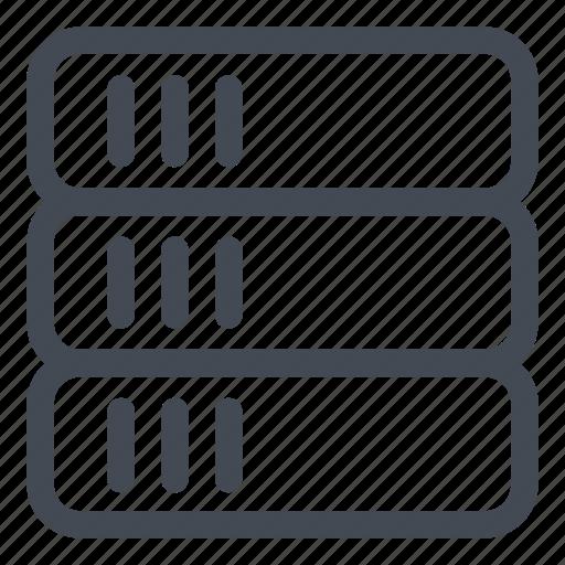 data, documents, files, folders, hard disk, information, storage icon