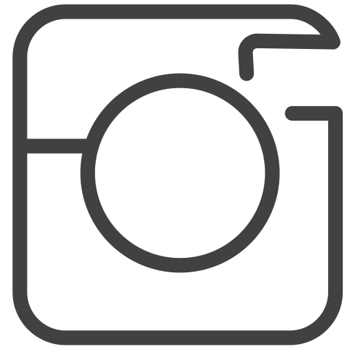Instagram, social media icon