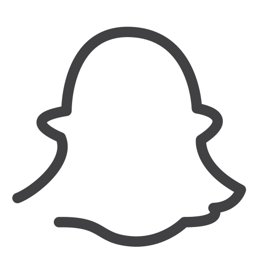 draw, drawn, line, sketch, snapchat, social media icon
