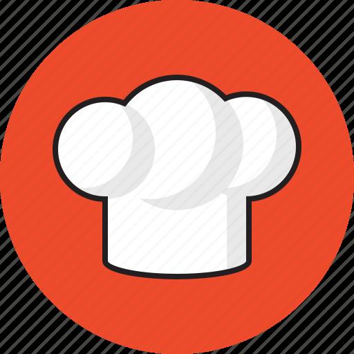 chef, cook, hat, restaurant icon