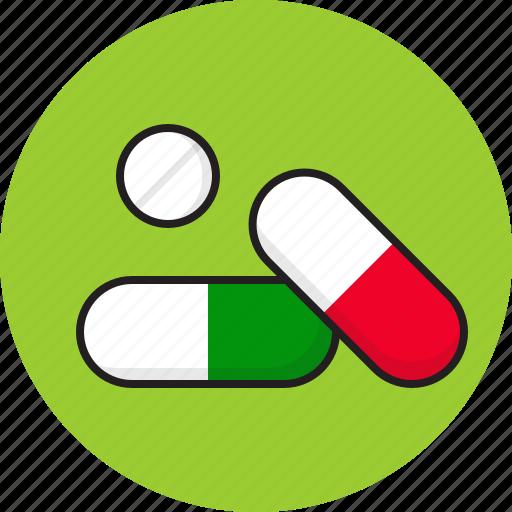 drug, healthy, hospital, medical, medicine icon