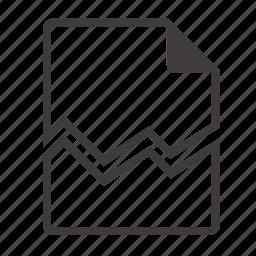 damage, file icon