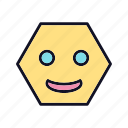 avatar, emoji, emoticons, happy-expression, sad-smile icon