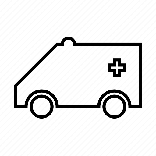 emergency, traffic, transport, transportation icon