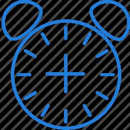 add, alarm, compressor icon