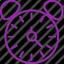alarm, compressor icon