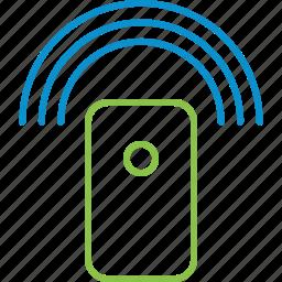 compressor, remote, settings icon