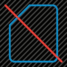 cellular, compressor, no, signal, sim icon