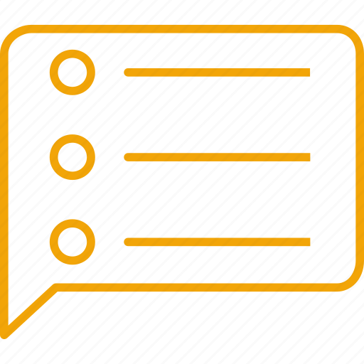 notes, speaker icon