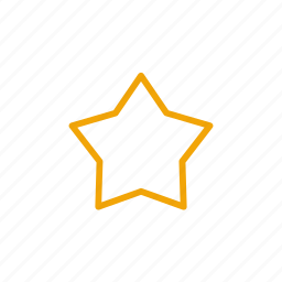 rate, star icon