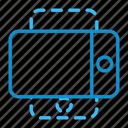 compressor, landscape, primary, stay icon