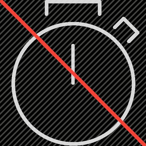compressor, off, timer icon