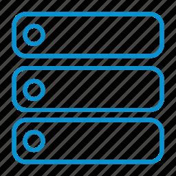 compressor, storage icon