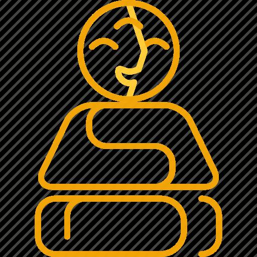 account, compressor, supervisor icon