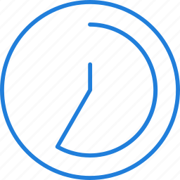 compressor, timelapse icon