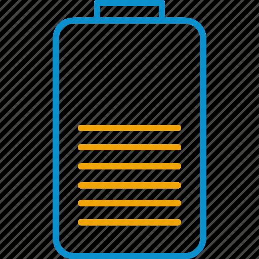 battery, compressor icon