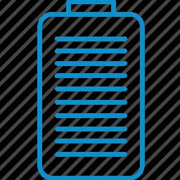battery, compressor, std icon