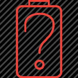 battery, compressor, unknown icon