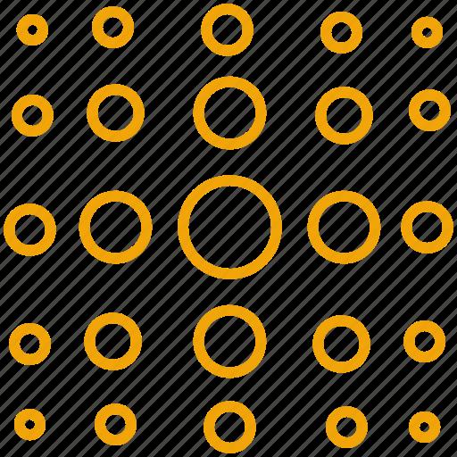 blur, compressor, on icon