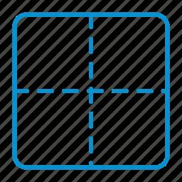 border, compressor, outer icon