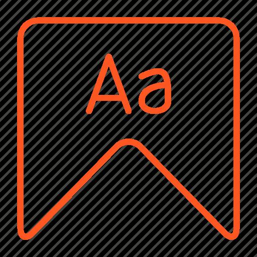 bookmark, compressor icon