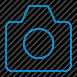 alt, camera, compressor icon