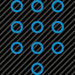 compressor, dialpad icon