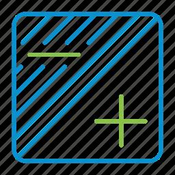 compressor, exposure icon