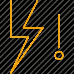 compressor, flash, on icon