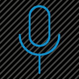 compressor, mic icon