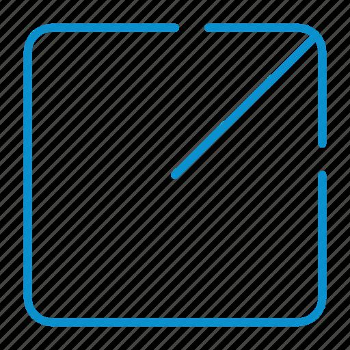 compressor, launch icon