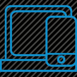 compressor, phonelink icon