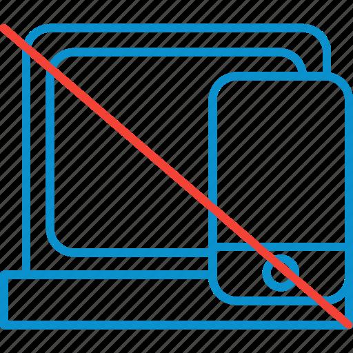compressor, off, phonelink icon