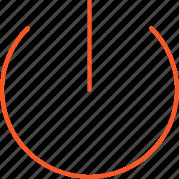 compressor, off icon