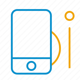device, info, perm icon