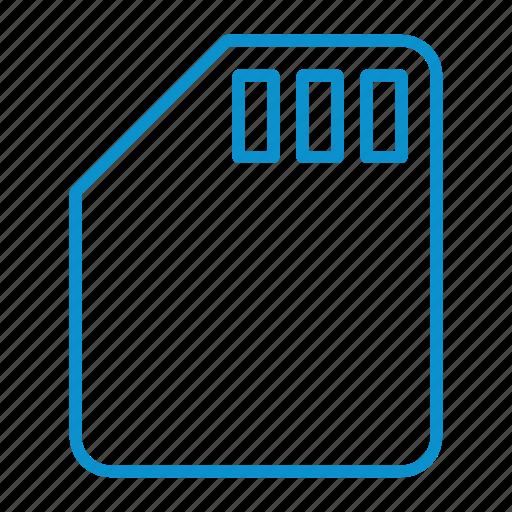 compressor, sd, storage icon