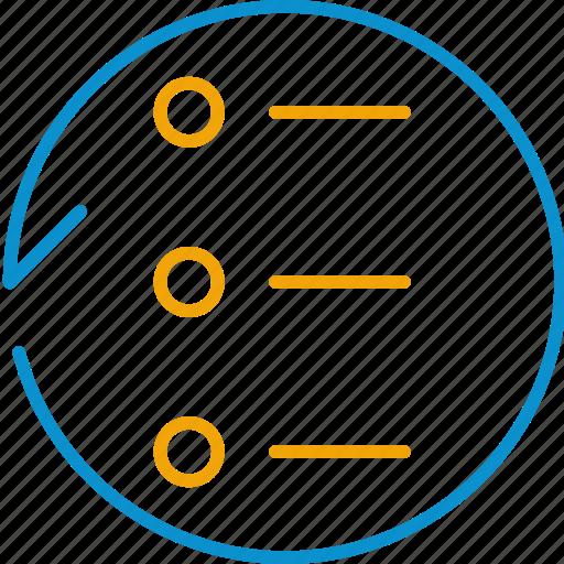 reorder icon